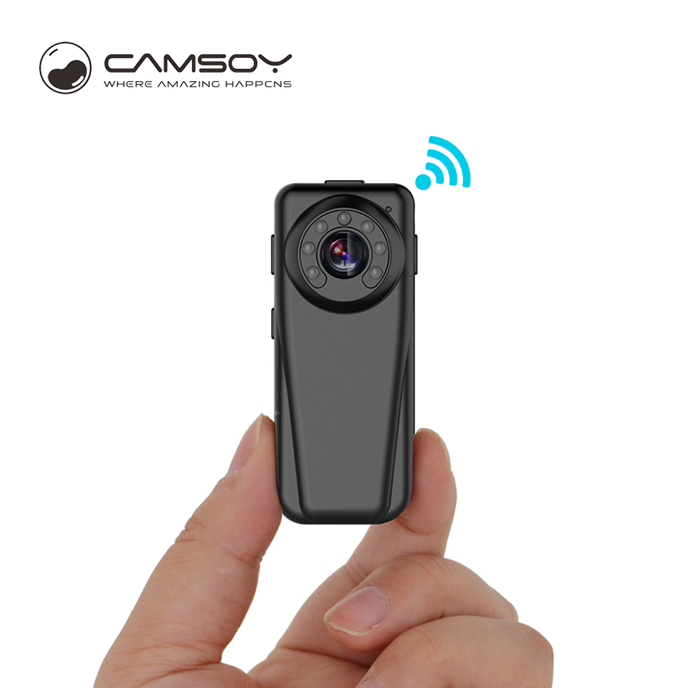 Мини Камера 1080P Wifi IP мини-ночного видения камеры Micro Motion обнаружения камеры DV мини видео камеры