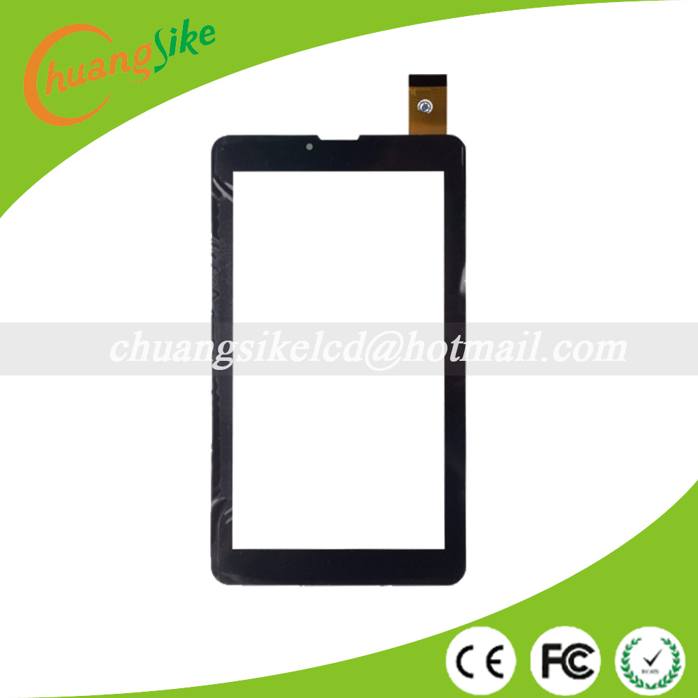 A+ (Ref:Oysters T72X 3GT7V T72V 3G/Oysters T72HRI 3G) 7 inch touch screen touch panel digitizer for tablet PC touchscreen