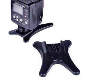 Image 3 - Kaliou 1 adet kamera flaşı Sıcak ayakkabı standı Adaptörü Tutucu Dağı AS 21 Hız işık Canon Nikon için 430EX 580EX SB600 SB900