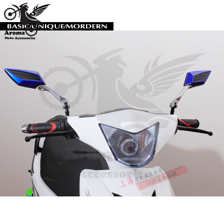 free shipping motorcycle Accessories motorbike rearview mirror motocross ATV Off-road moto dirt pit bike scooter side mirror