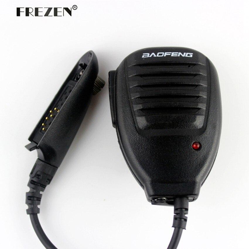 Baofeng Microphone handheld Speaker Mic for BAOFENG A58 Walkie Talkie