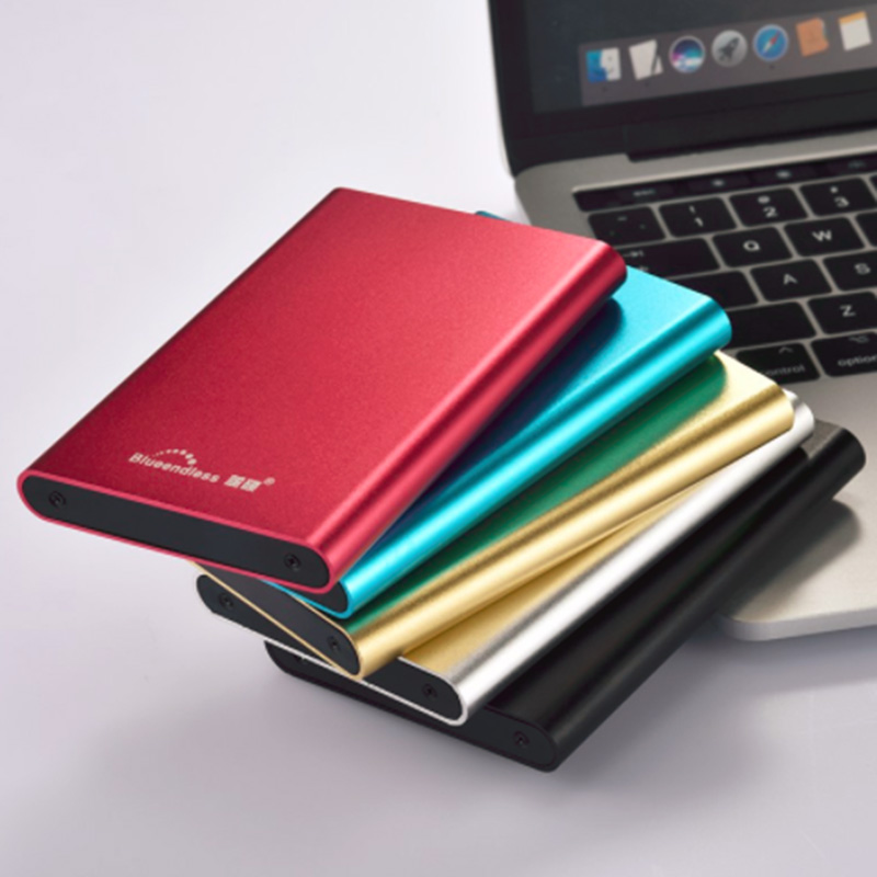 External Hard Drive Disk 1TB 2TB USB3.0 2.5 HDD 1 TB 2 TB Externo Disco HD Disk Storage Devices Laptop Desktop Hard Disk halter crochet tassel bikini