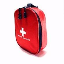 Портативный автомобиль первой помощи/выживания аптечка первой помощи, CE, FDA ОДОБРИЛ (24 шт. содержание)
