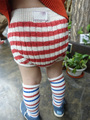 Pre-Order Middle Of March Kids Bobo Choses  Kid Girl Boy Stocking Stripe Knee High Socks Stockings Baby Girls Spring Cicishop A*