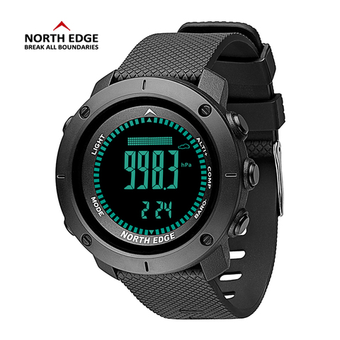 Outdoor Sport Waterproof 50M Men Smart Watches Digitale LED Altimeter Barometer Stopwatch Thermometer Alarm Clock Watch Islamabad