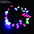 2016 Luces De Navidad Christmas Lights Led String Christmas Light Indoor Room Wedding Party Decoration Lights Garland Candles