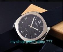 40 мм PARNIS Автоматические механические движения мужские часы Высокое качество Моды часы оптом Сапфировое стекло x00020