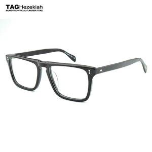 Image 2 - eye glasses frames for women men 2019 brand designer retro myopia computer optical glasses frame T5189 oculos de grau spectacles