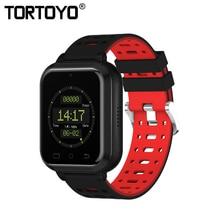 4G Full Netcom Smart Watch M1 Android 6.0 MTK6737 1GB+8GB Bluetooth Smartwatch GPS Sports Heart Rate Monitor Blood Pressure Test