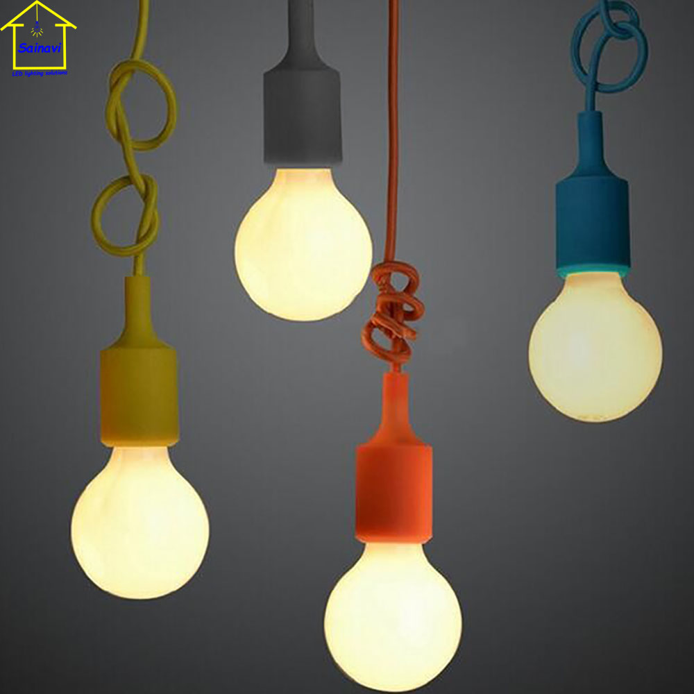 10pcs 1m cord mutto pendant light diy edison light bulb rope lamp 10pcs 1m cord mutto pendant light diy edison light bulb rope lamp silicone for urban drawing room kitchen store window ac90 260v aloadofball Image collections