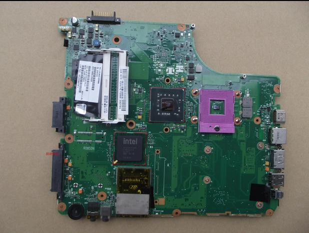 V000125820 A300 Motherboard tested by system