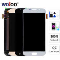 IPS 5.1'' G920F lcd For SAMSUNG S6 Display G920 G920F LCD Display Digitizer Touch Screen For Galaxy S6 lcd