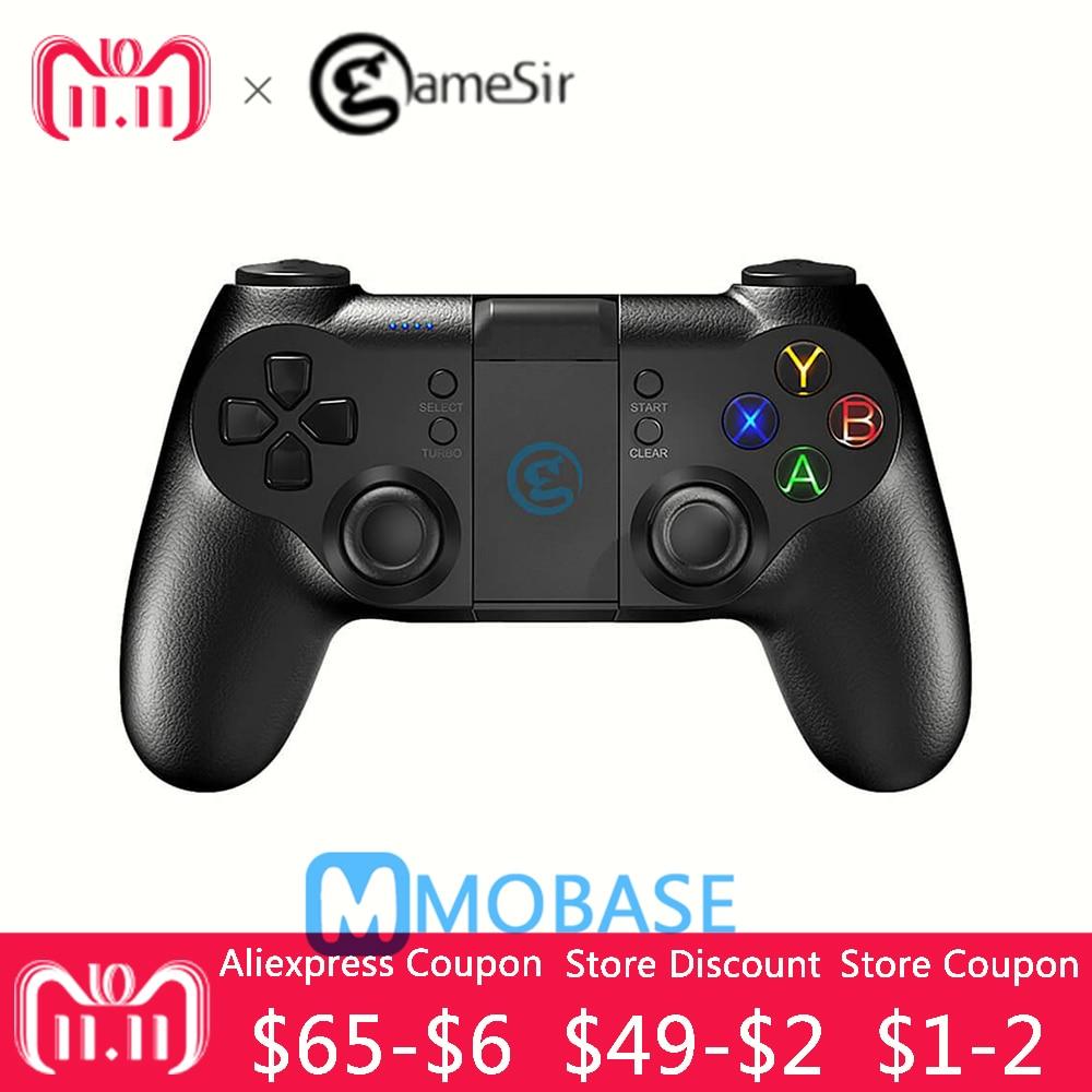 GameSir T1 Bluetooth Android Contrôleur USB Filaire PC Contrôleur Gamepad, Compatible avec DJI Tello Drone