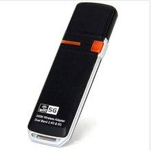 USB wireless network card 300M 5G dual-band desktop computer WiFi signal transmitter receiver