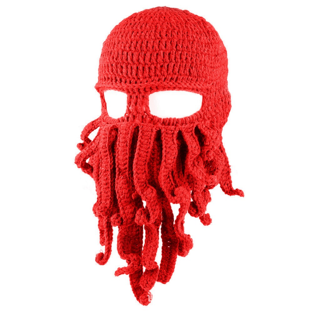 Octopus Cosplay Hat Pirates of the Caribbean Prop Cosplay Props Fans Friend Gift Fans Collection Gift Drop Ship