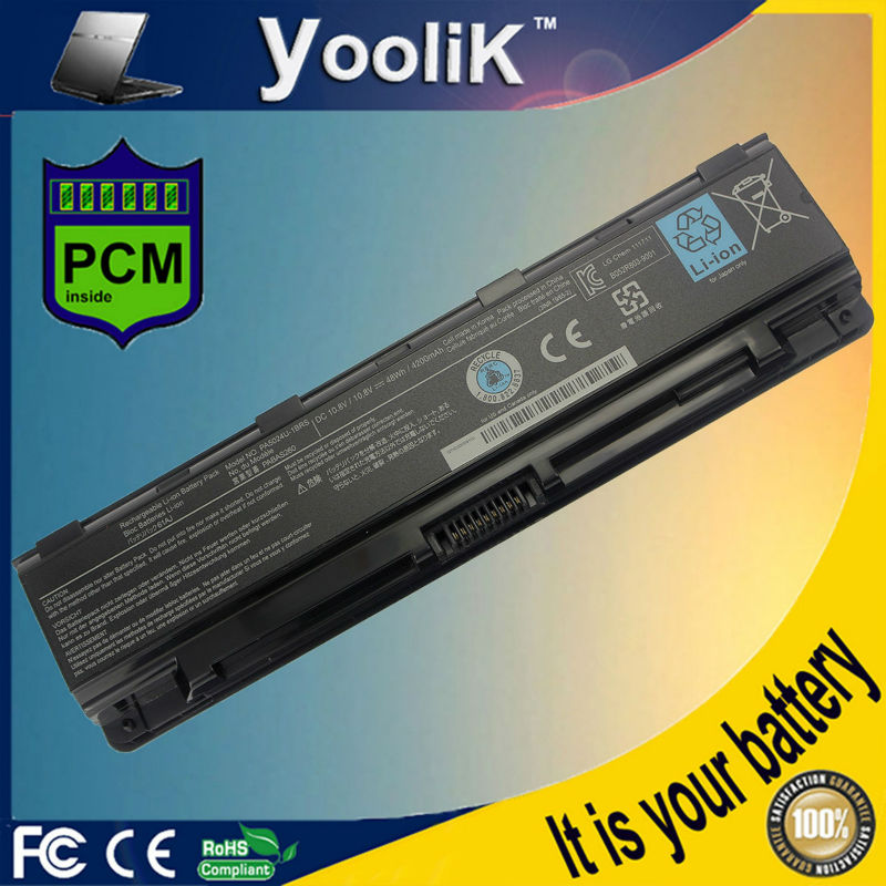 7d992c959f33 US $18.49 |Laptop Battery for Toshiba Satellite C850 C850D C855D C855  PA5023U 1BRS PA5024U 1BRS 5024 5023 PA5024 PA5023 PA5024U C870 C875-in  Laptop ...