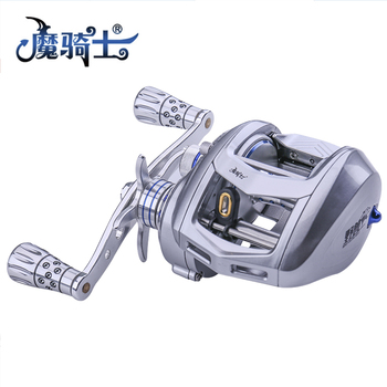 High quality aluminum frame big size baitcasting reel 14 S/S ball bearings left and right handle saltwater casting reel