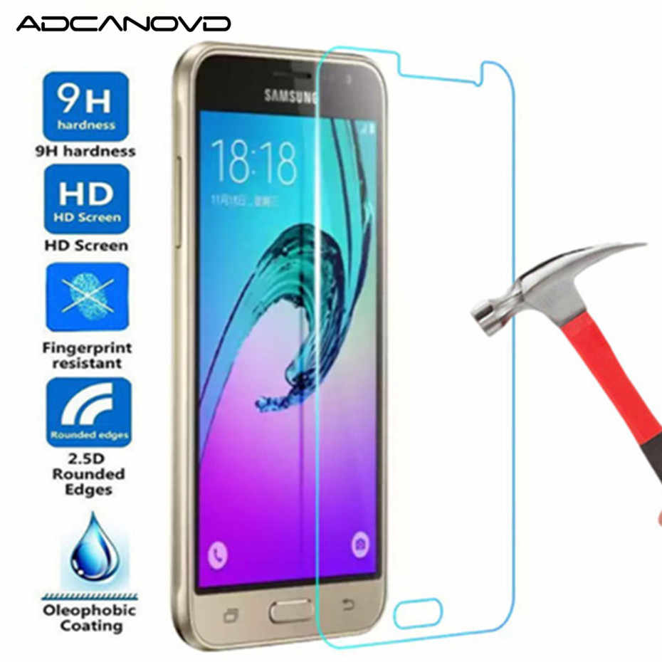 Screen protector for samsung J5 J7 J3 2016 2017 ultra-thin tempered glass on the samsung  j3 2017 j7 2017 protective glass film