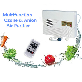 Ozone air water sterilizer for home  hotel  Air water ozonator for flu disinfection