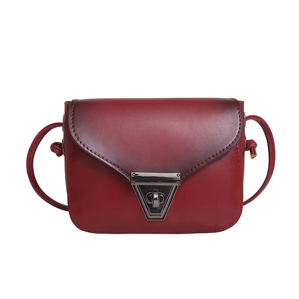 Bags For Women  Women Leather Satchel Handbag Shoulder Tote Messenger Crossbody Hobo Bag Schoudertas Dames 5.473