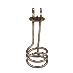 Isuotuo 3-ring Heating Pipe for Electric Cup Water Heating Element with Flange Customized