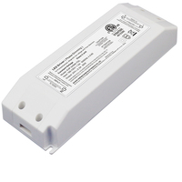24V 12V 60W triac dimmable led driver 12V power supply PWM output driver 12V 5A 60W electronic transformer,AC90 130V input