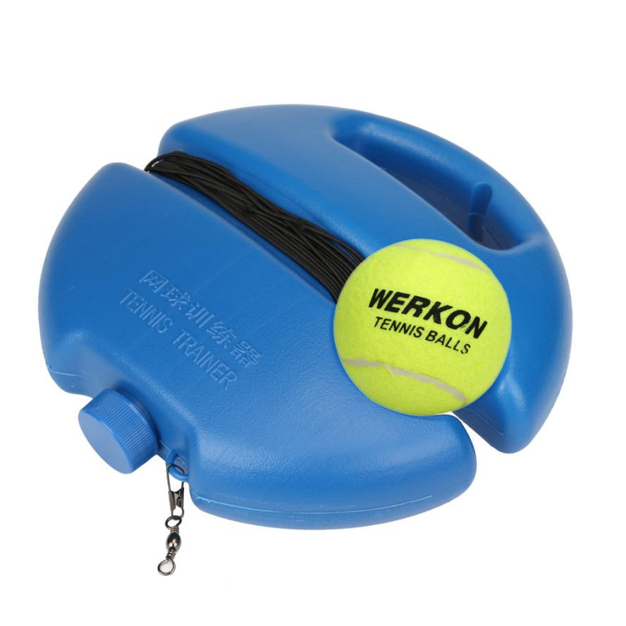 cycle zone Tennis Ball Singles Training Practice Balls Back Base Trainer Tools and Tennis