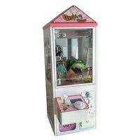 Монетами мини металлический корпус бартоп Аркада игровой автомат с игрушками Машина конфеты игрушка catcher для продажи