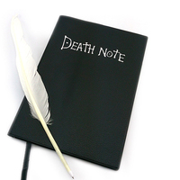 Good Anime Death Note Book Cute Fashion Theme Notebook New School Supplies Big Writing Diary