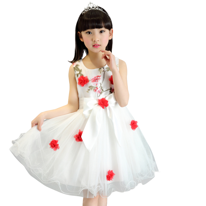 Подробнее о Baby 2017 Flower Children's Girl Costumes For Kids Princess Party Wedding Dresses Brazil Girls Clothes Teen Girl Evening Dress baby 2017 flower children girl costumes kids princess party wedding dresses brazil girls clothes teen girl evening chiffon dress