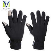 OZERO Touch Screen Gloves Winter Outdoor Sport Warm Gloves Waterproof Warm Snowboard Below Zero Ski Cycling