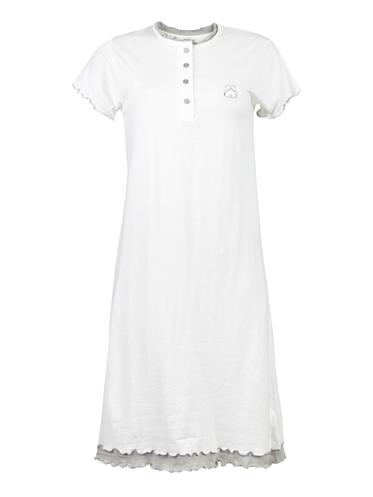 Short-sleeve Nightgown