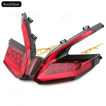 Motorcycle LED Rear Tail Light Integrated Turn Signal Brake Running Light For DUCATI 899 Panigale 2014 2015 2016