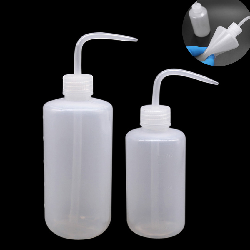 Tattoo Diffuser Squeeze Bottle Green Soap Wash Clean Non-Spray Bottle Permanent Makeup Microblading Cosmetic Lab Tattoo Supply