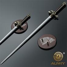 movie  Arya Stark Sword Needle Nymeria movie arya stark sword needle nymeria