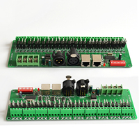 High Power Lamp Accessories Decoder Driver 2A 5V 24V Lights 30channel Professional Parts LED Strip Controller DMX 512 RGB