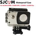 Sjcam acessórios caso caixa estanque à prova d' água 30 m mergulho para sj5000/sj5000 wifi/sj5000 mais/sj5000x ação câmera