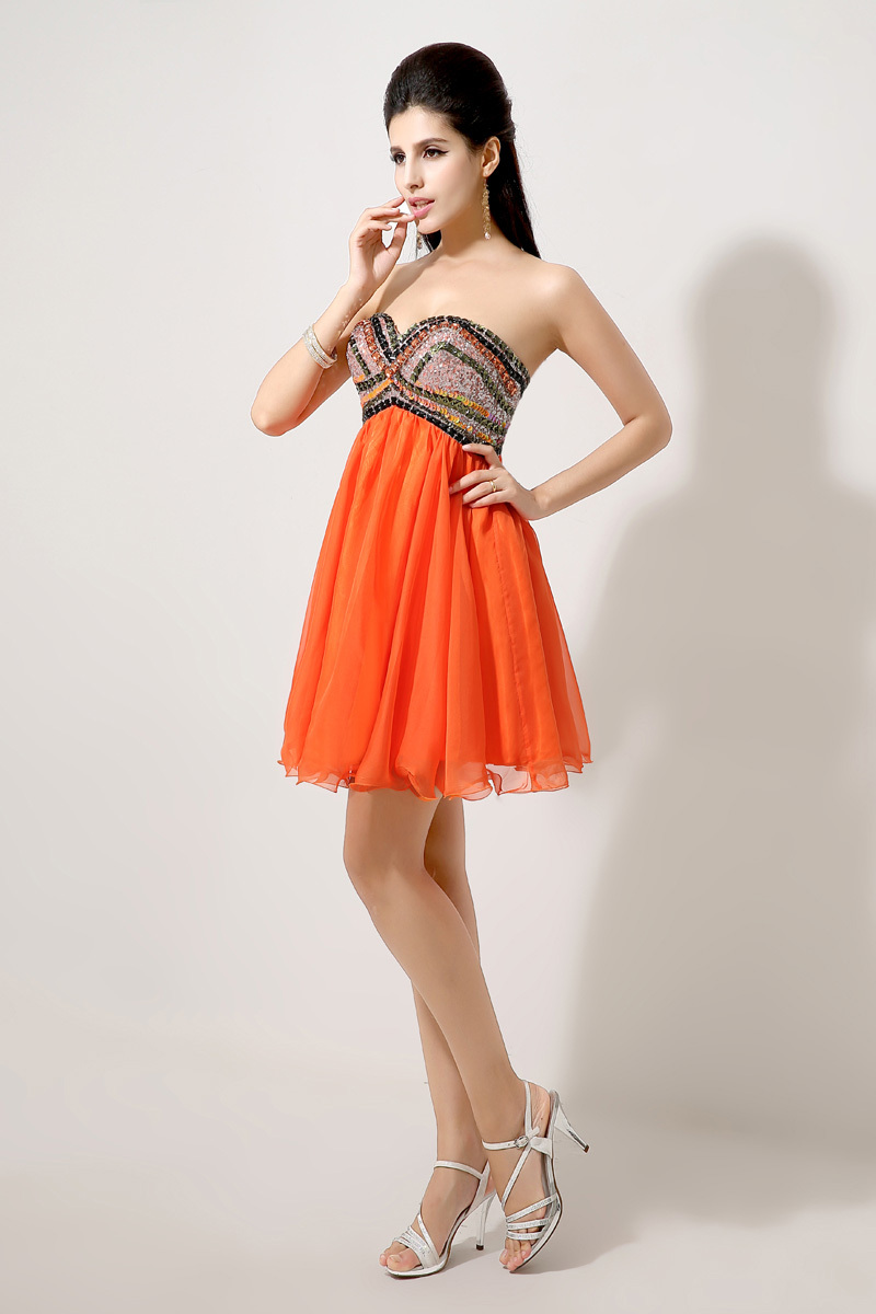 Homecoming Dresses 2010 Promotion-Shop for Promotional Homecoming ...