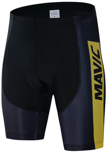 Mavic Cycling Shorts 9D GEL Pad Bib Shorts MTB Quick Dry Breathable Padded Sport Bike Wear Bicycle Lycra