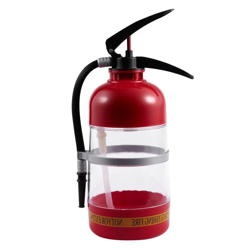 2L Fire Extinguisher Wine Drink Dispenser Party Beer Water Dispenser Beer Barrels Bar Beverage Liquor Drink Dispenser
