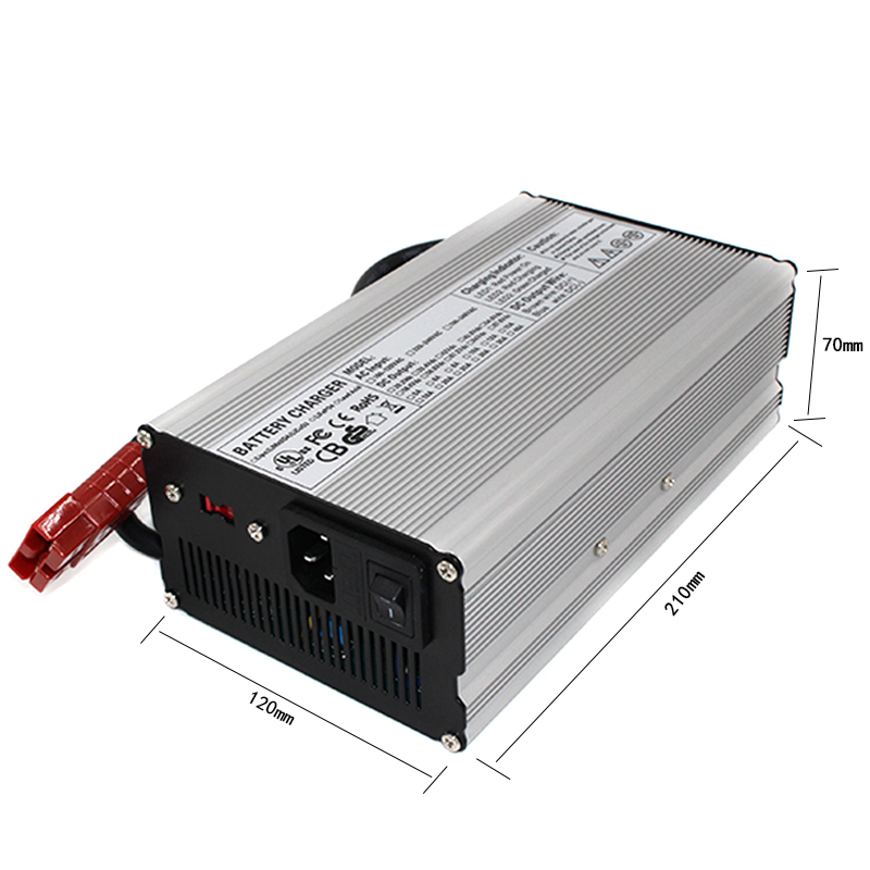 WATE 25.2V 15A Li-ion battery Charger  battery charger for 6S 24V Li-ion battery AGV car/forklifts etcWATE 25.2V 15A Li-ion battery Charger  battery charger for 6S 24V Li-ion battery AGV car/forklifts etc