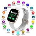 Мужские и женские Смарт-часы  водонепроницаемые Смарт-часы с монитором сна  пульсометром  кровяным давлением  Android и IOS  2019