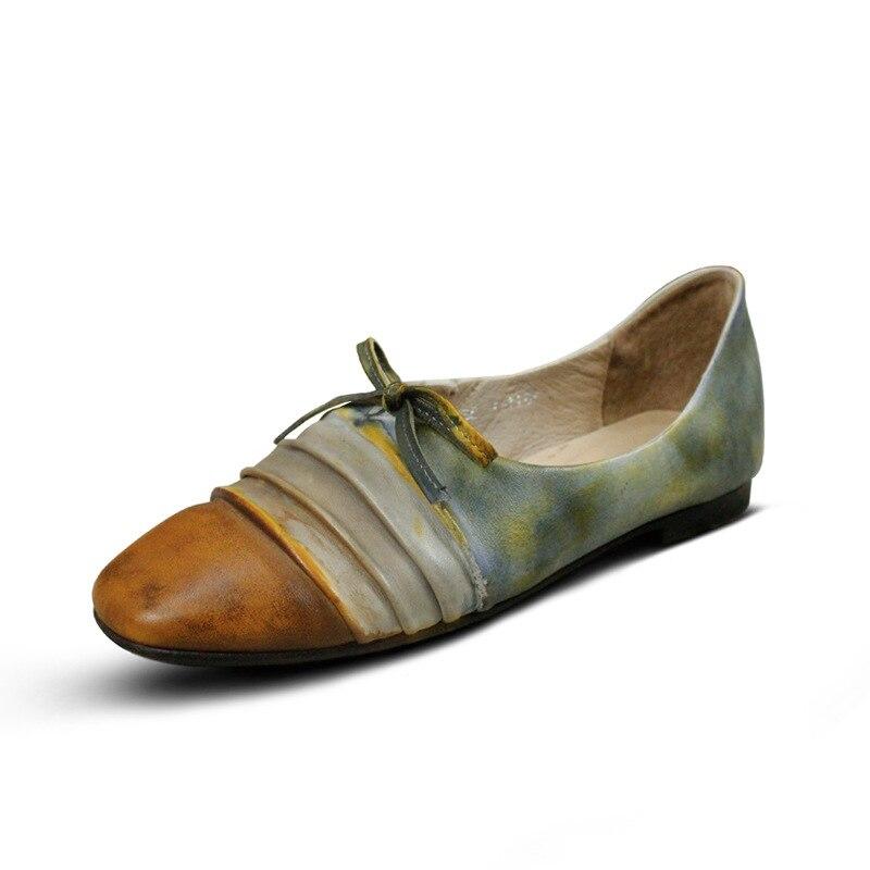 Faible Assorties Printemps Décontracté Chaussures Talons Femmes Cuir Tête En 2019 Doug Main À Vintage Pour La Fx8wZHq