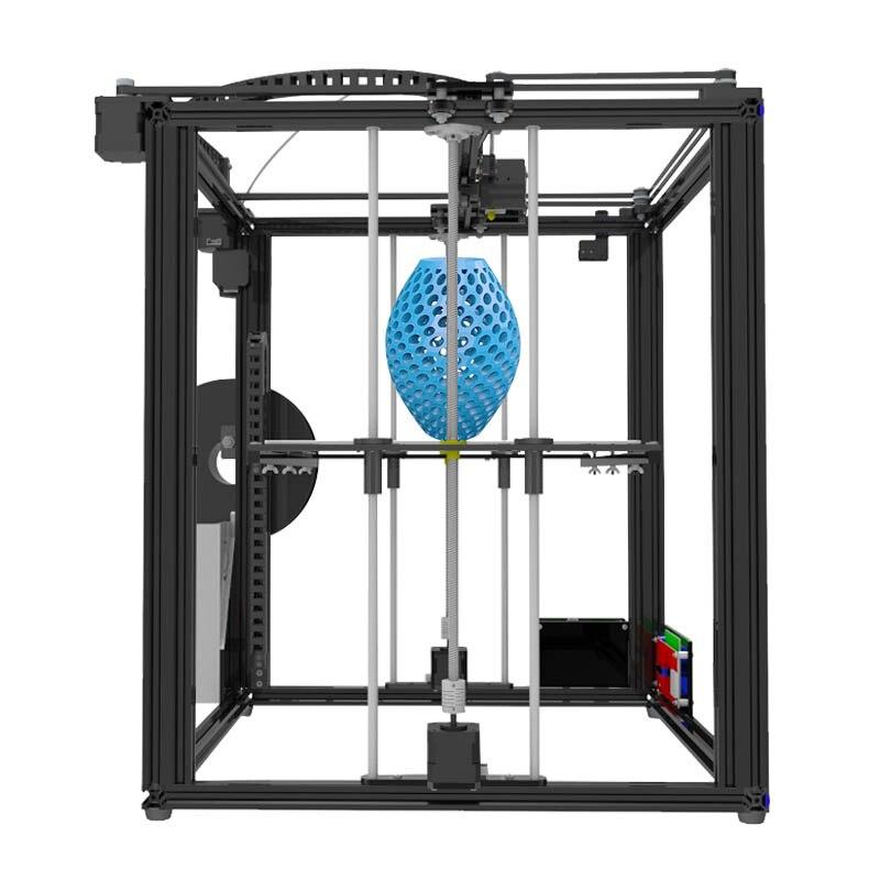 Tronxy 3D Printer metal frame Version pulley Guide rail plus DIY Kit ...