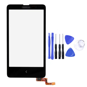 Image 3 - For Nokia X Dual SIM RM 980 4 Touch Screen Glass Lens With Digitizer Replacement
