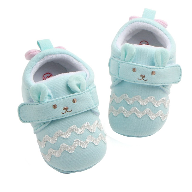Baby Boys Girls Shoes Winter Warm Infant Bebe Prewalkers Shoes For Newborns Toddler Baby ...