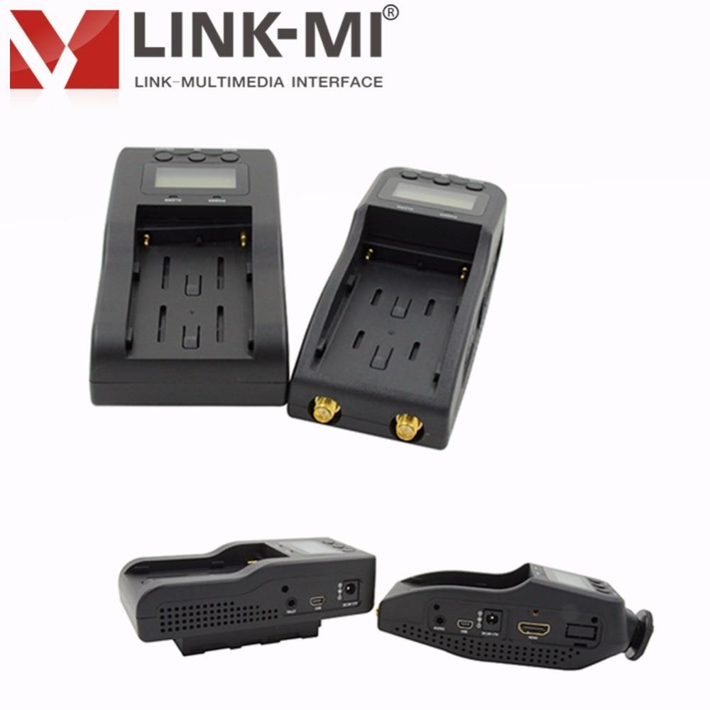DVR 330ft / 100m üçün LINK-MI LM-WHD100C WHDI 100m HDMI Simsiz HD - Evdə audio və video - Fotoqrafiya 4