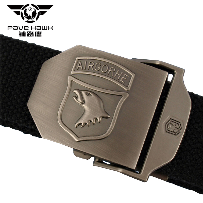 Canvas Belts Automatic Buckle Tactical-Belt Waist Military Male Mens Cummerbunds-Strap