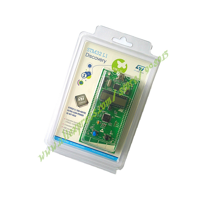 Free Shipping STm32 L1 Discovery Kit STM32L152C-DISCO Base On STM32L152RBT6 100% Original STM32 Development Board