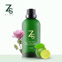 1ボトル美白スキン複雑なマッサージオイル100 ml/bag顔の皮膚、全身、プッシュオイル特別抽出の植物エッセンス